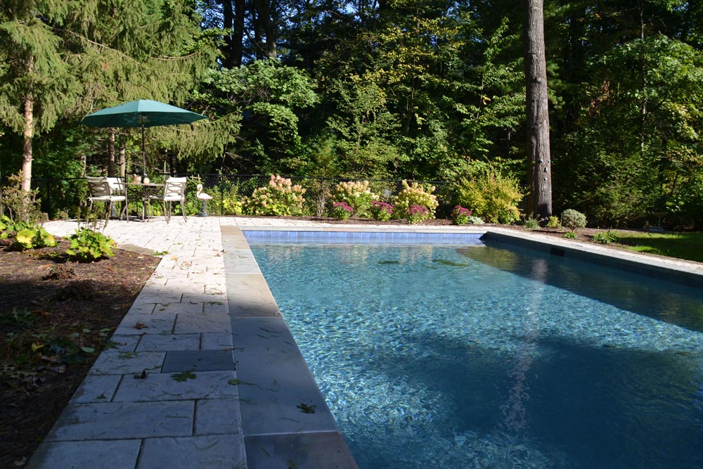 Elegant pool in a natural landscape Guilderland